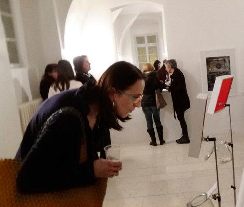 """Sabrina D'Alessandro, """"IX Censimento Peculiare - in cui si elegge il difetto più attuale"""", I.I.C. Praga, Praga 2016, URPS, Ufficio Resurrezione Parole Smarrite"""